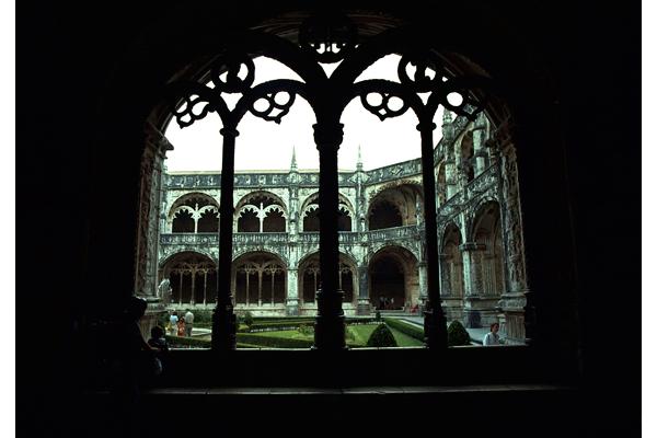 lisbona, monastero di san jeronimo